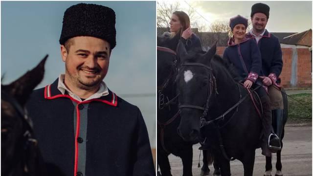 Jovan pomogao Evi da zajaše konja: Nama je svaki dan ljubav