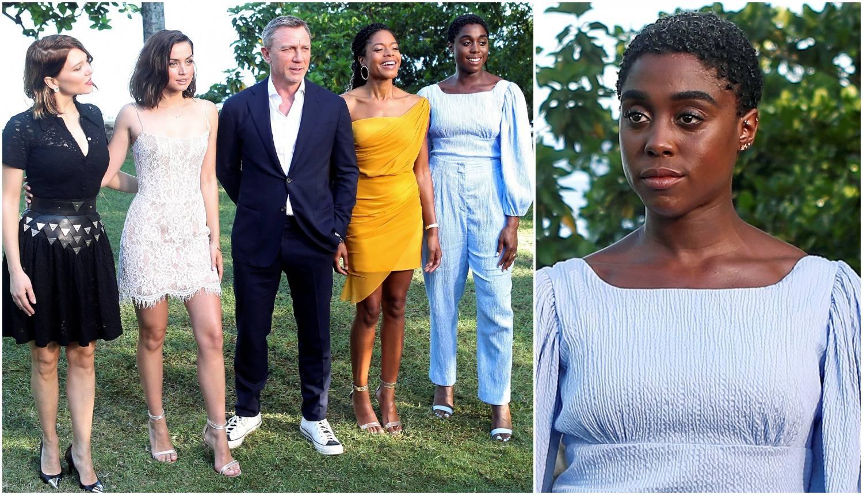 Britanka Lashana Lynch novi je agent 007, Bond je na Jamajci