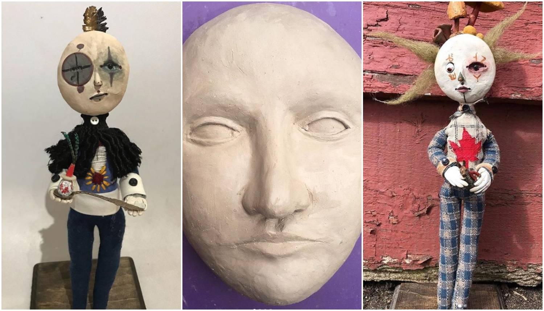 Mladi kipar: Ima 15 godina, a već je napravio čak 44 skulpture