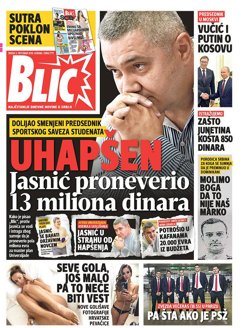 U središtu pažnje: Severina je 'okupirala' naslovnice u regiji