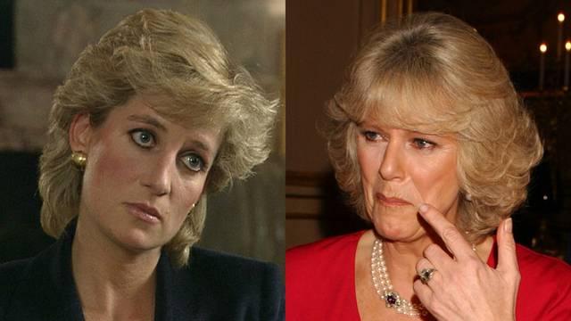 Javnost ju mrzila zbog Diane: Camilla se bojala izaći iz kuće