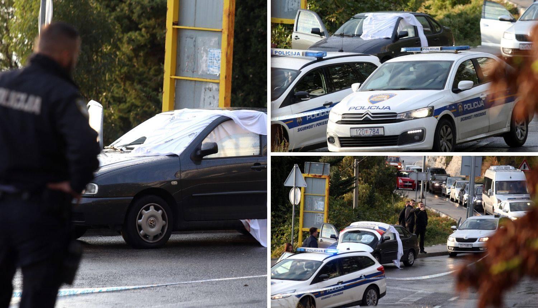 Likvidacija kod Omiša: Policija pronašla odbačeni motocikl?!