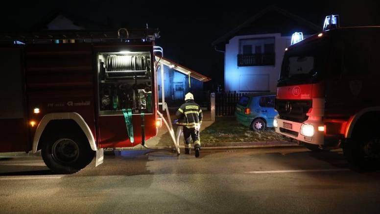Požar u Koprivnici, vatrogasci na terenu: Nema ozlijeđenih