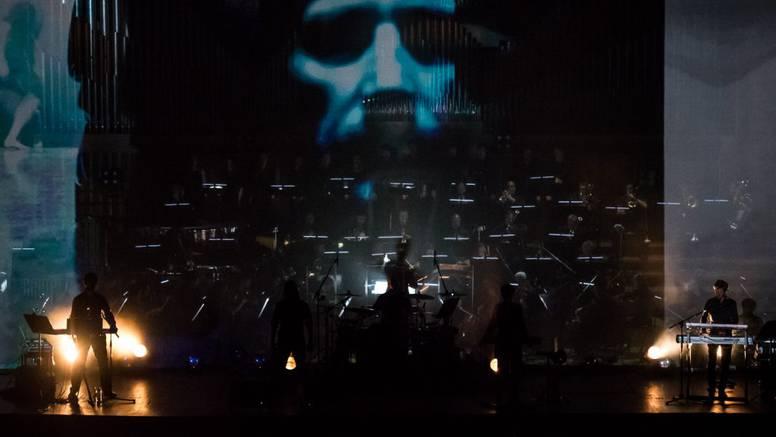 Laibach priprema nastup u Tvornici kulture 15. prosinca