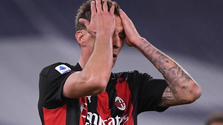 Mandžo pružio koliko je mogao: Milan mu na ljeto okreće leđa