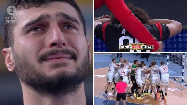 Utakmica za pamćenje! Danci u nevjerojatnoj drami punoj preokreta srušili Egipćane...