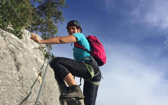 smršati za penjanje po stijenama