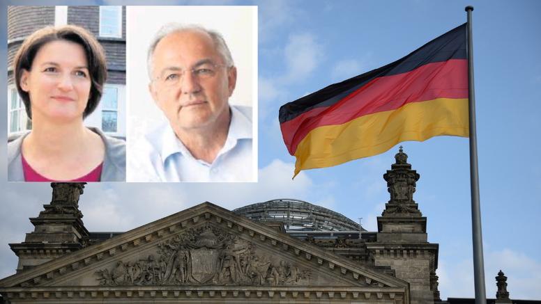 U novi saziv Bundestaga opet su ušli i  hrvatski zastupnici Mihalić iz Zelenih i Juratović iz SPD-a