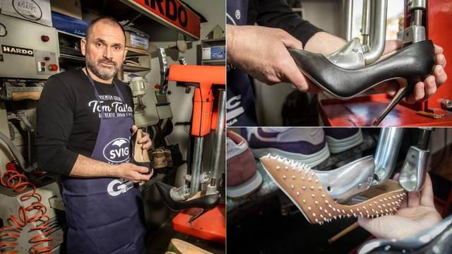 Kako odabrati idealnu cipelu na visoku petu? Postolar Kruno iz Osijeka zna sve male tajne...
