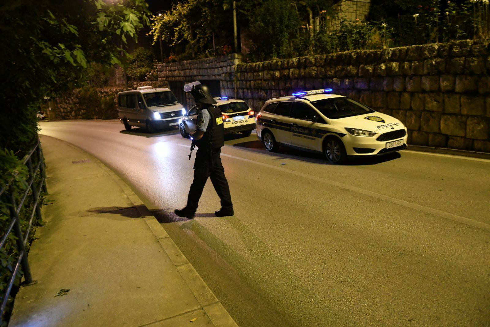 Jeza u Dubrovniku: Otac i sin su se svađali, a majku je upucao kad ih je pokušala primiriti?