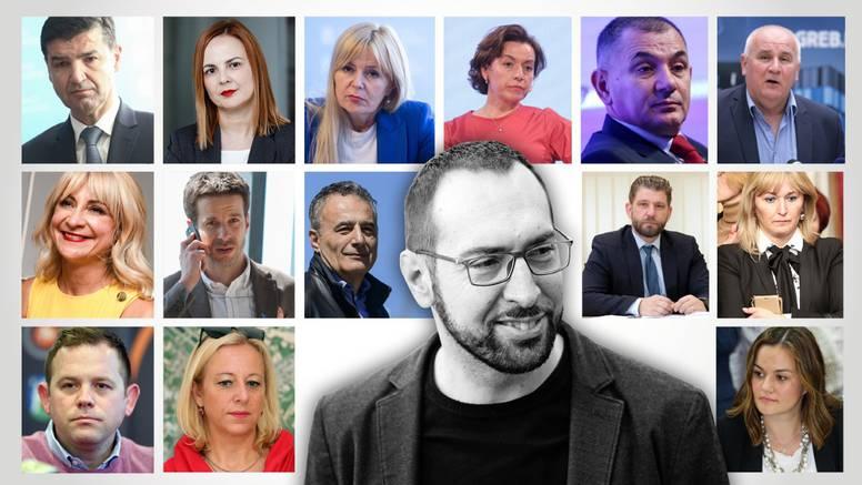 Tomašević: 'Smanjit ćemo urede pročelnika!' Ovo su ljudi kojima prijeti smjena, tko gubi fotelju?