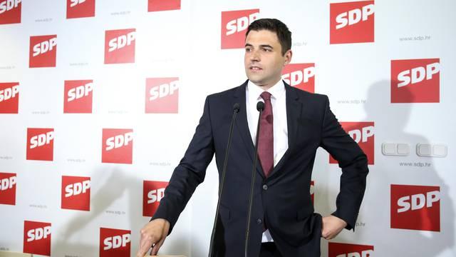 Bernardić je hodajući debakl. A ima li ovaj SDP nekog boljeg?