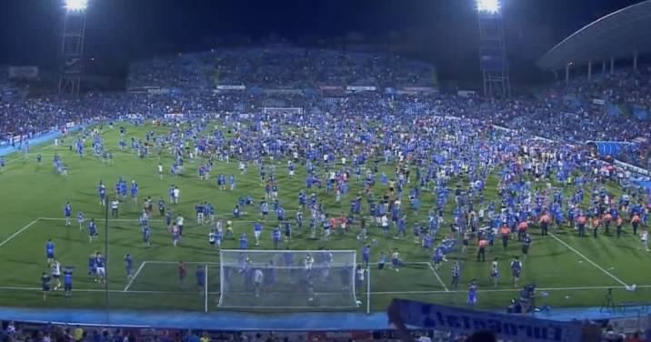 Tisuće navijača proslavile su Getafeov povratak u La Ligu!