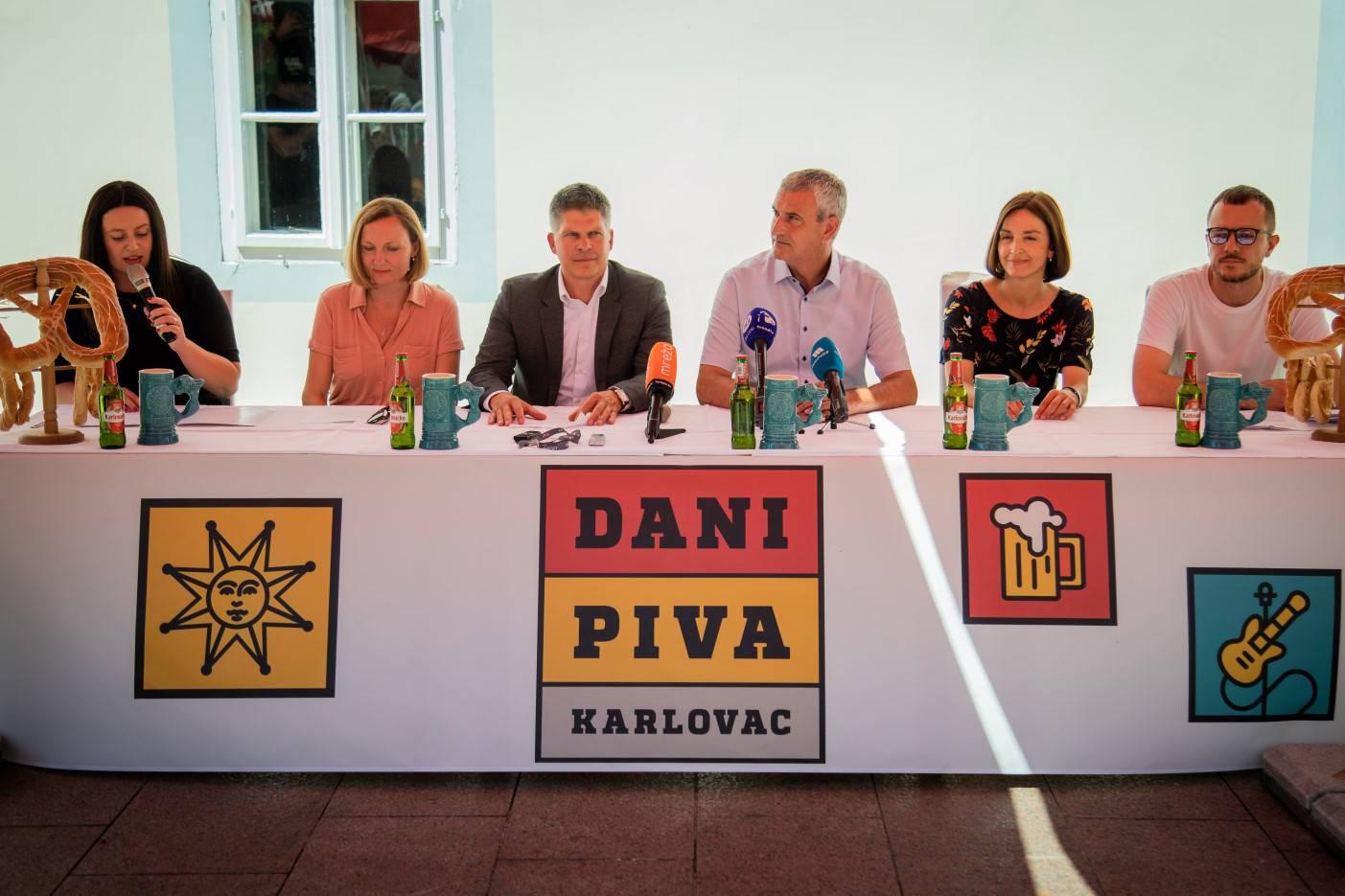 Započelo odbrojavanje do tradicionalnih Dana piva Karlovac