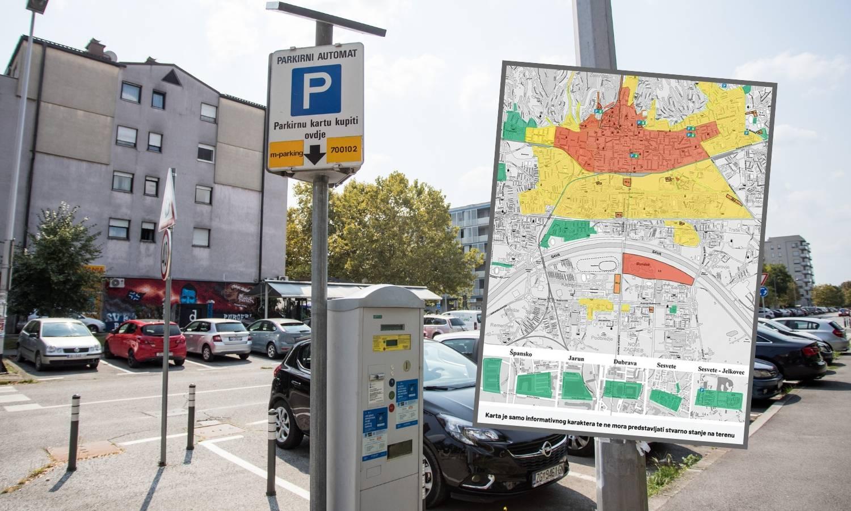 Miki nikad ne spava: U Zagrebu od rujna opet širi parking zone!