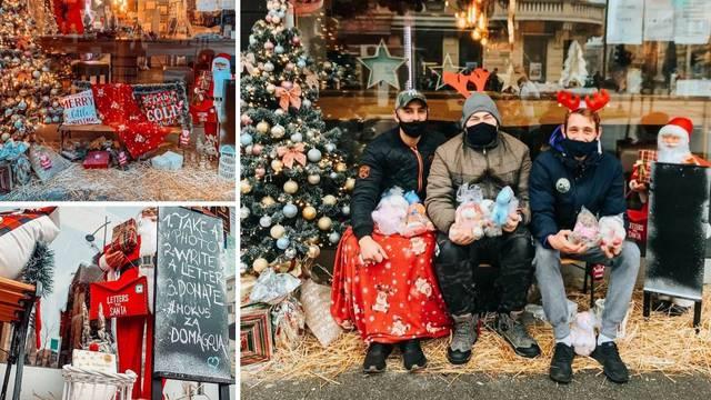 Lijepa gesta: Restoran u Osijeku Domagoju otkupio sve igračke kako bi proveo ljepše blagdane