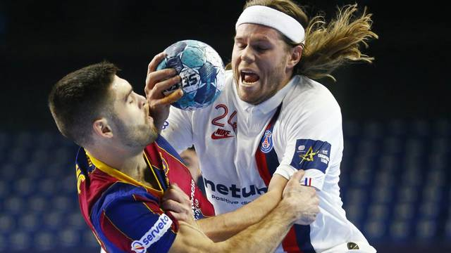 EHF FINAL4 Men's Handball Champions League - Semi Final - FC Barcelona HB v Paris St Germain Handball