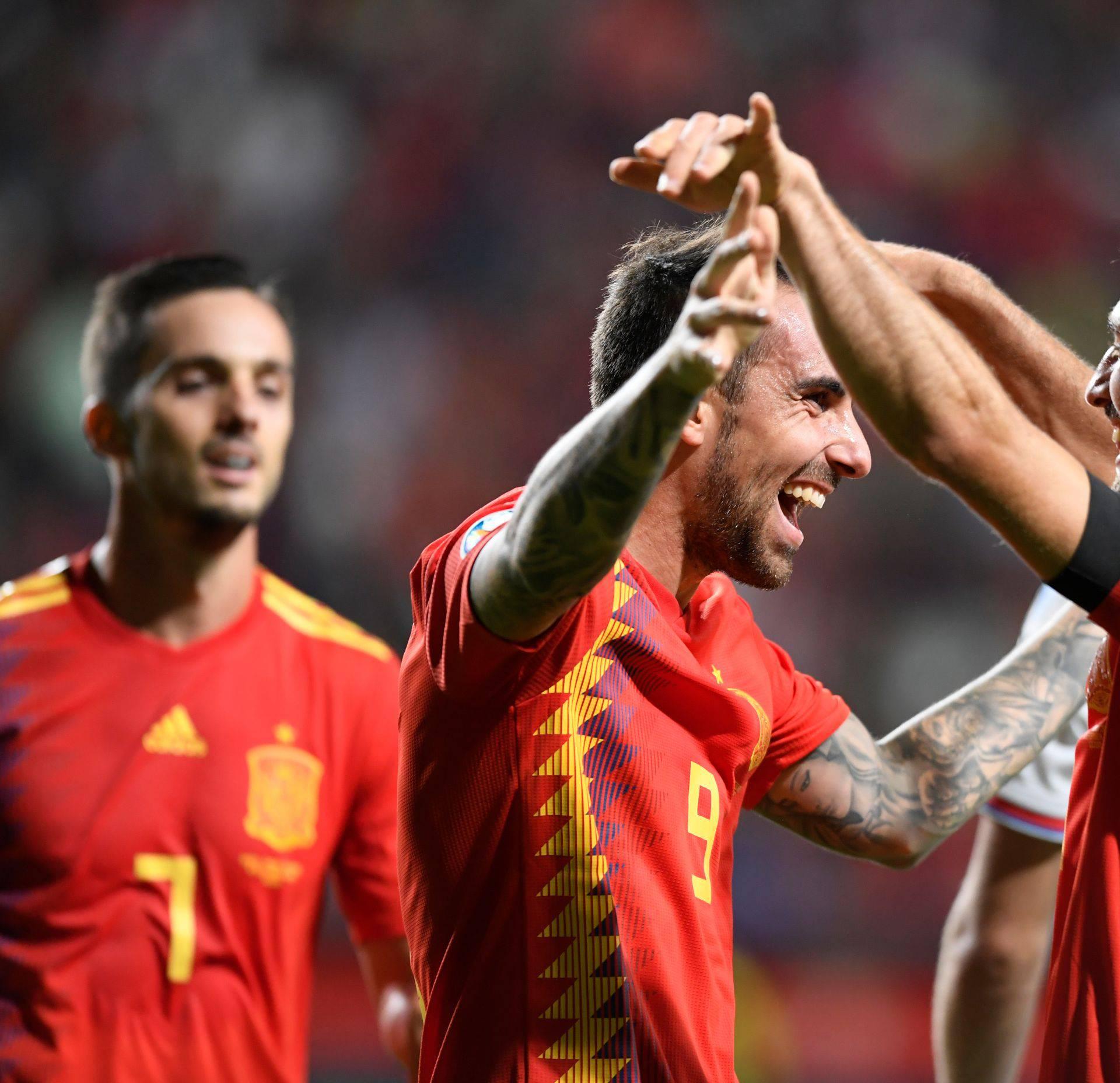 Švedska ispustila pobjedu, gol 'furije' vrijedan Eura u finišu...