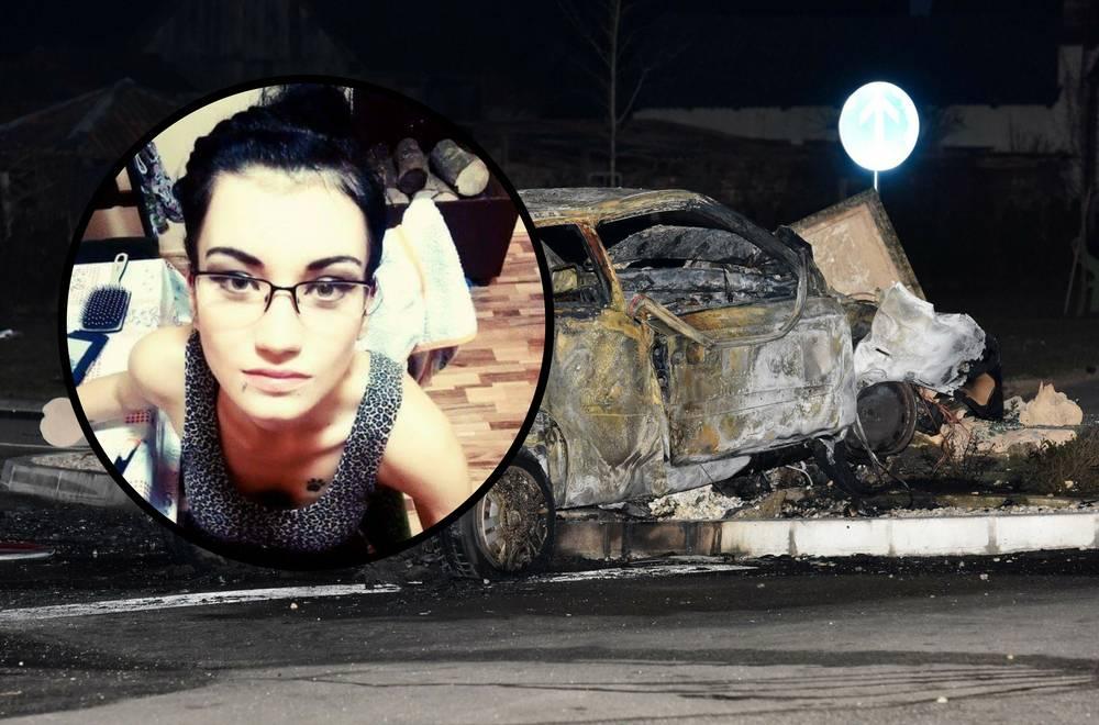 Tuga u Kotoribi: Nesretna Ana (19) živa gorjela u automobilu