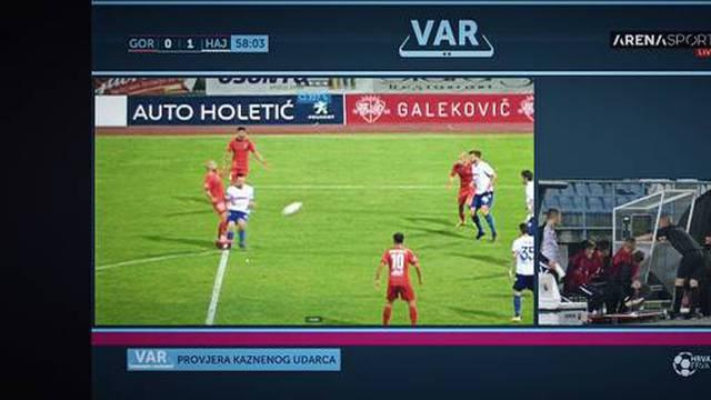 'Penal za Goricu protiv Hajduka nije postojao! Dinamo oštećen protiv Varaždina u 2 situacije'
