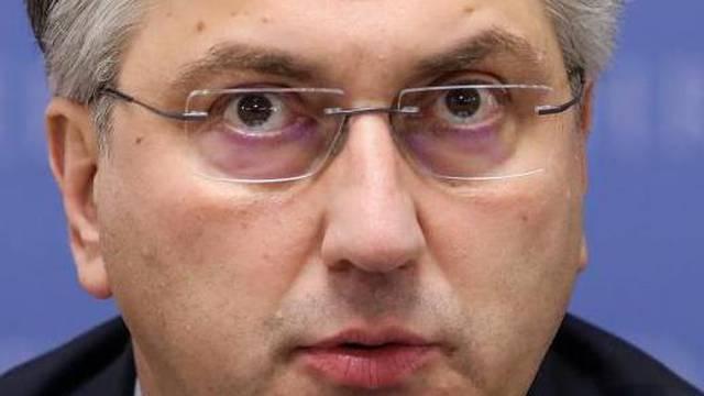 Plenkovićevi 'istančani radari' love protivnike, ne i HDZ afere