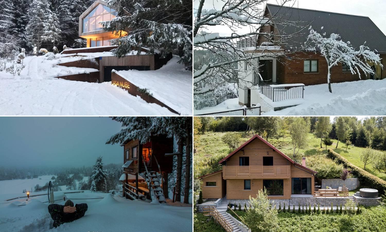 Najljepše kuće za vikend-bijeg: Luksuz usred Gorskog kotara