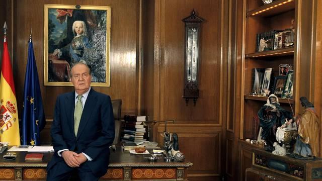 Weihnachtsansprache König Juan Carlos I