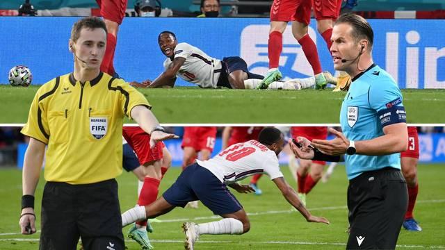'Ljudi dragi, ovo nije bio penal. To je polufinale Eura i ovakve se stvari ne sude, neprihvatljivo!'