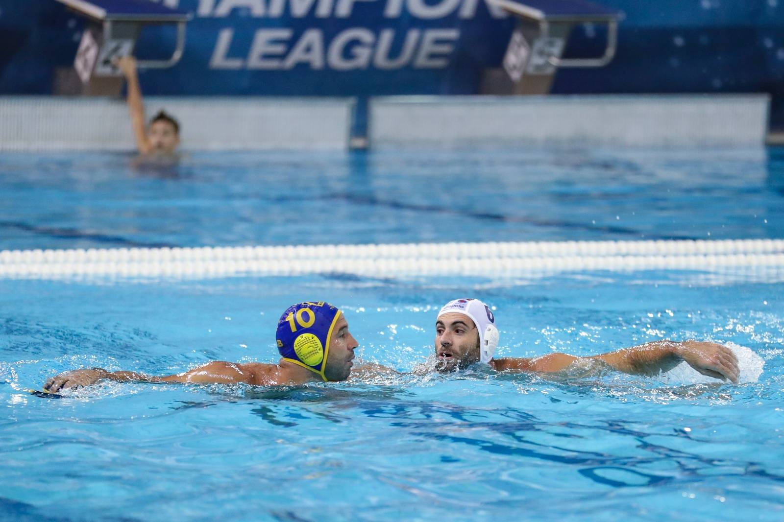 Dubrovnik: Utakmica 2. kola A skupine vaterpolske Lige Jug Adriatic - Barceloneta