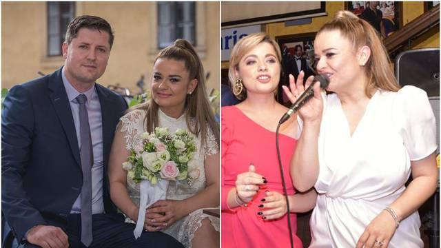 'Imala sam dvije vjenčanice, a s kumom Andreom Šušnjarom sam morala pobjeći sa svadbe'