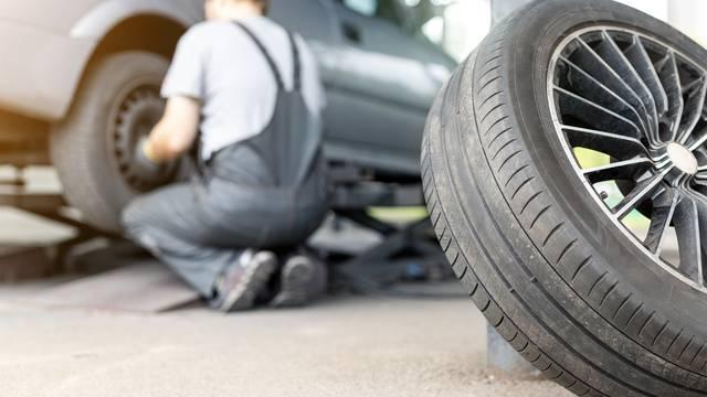 Zamjena guma: Provjerite ih, a usput i ventile te balans kotača