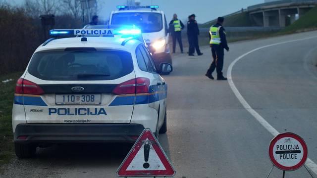 Pijan bježao policiji, jurio kroz crveno: Kazna 38.400 kuna...