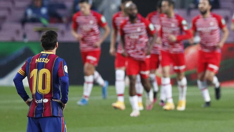 Kakav kiks Barcelone! Fešta u Madridu: Granada šokirala Katalonce usred Camp Noua