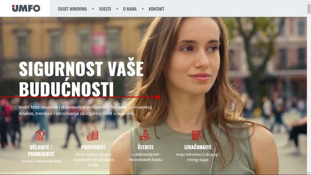 Vaš dobar plan za mirovinu: lansirana prva digitalna platforma mirovinskifondovi.hr