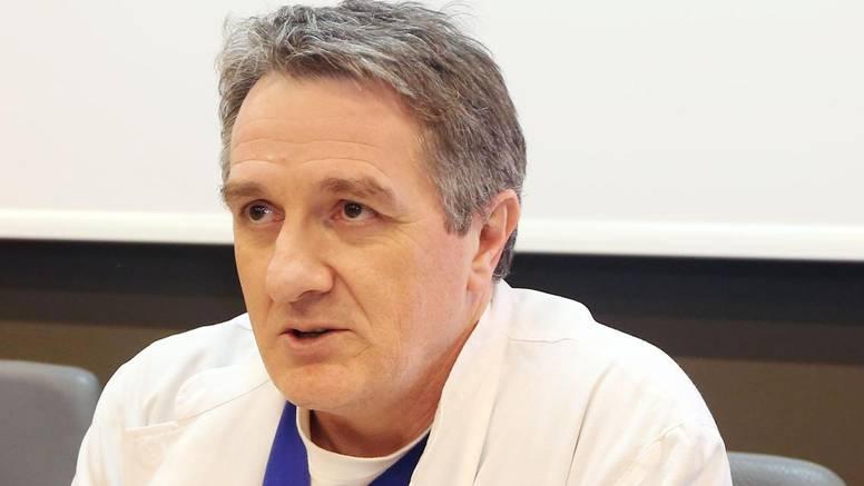 Karuc: Preko 95 posto bolesnika na COVID odjelu nije cijepljeno