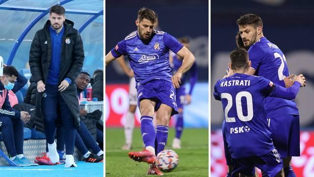Dinamo proigrao tek ulaskom Petkovića, a pričuve u ovakvim dvobojima moraju pružiti više