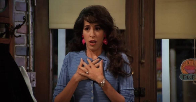 Znate li zašto je Janice mala iritantan glas u 'Prijateljima'?