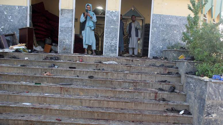ISIS preuzeo odgovornost za napad u džamiji u Afganistanu: Smrtno stradalo preko 60 ljudi