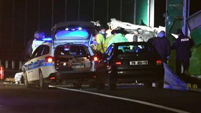 Strašna nesreća u Istri: Dvoje mrtvih na Istarskom ipsilonu