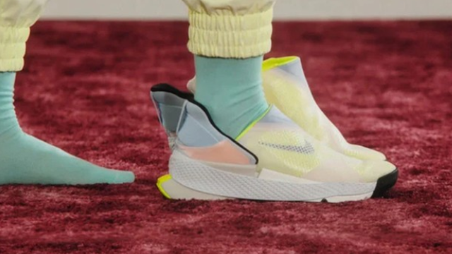 Nike uskoro nudi tenisice koje se obuvaju 'bez saginjanja'