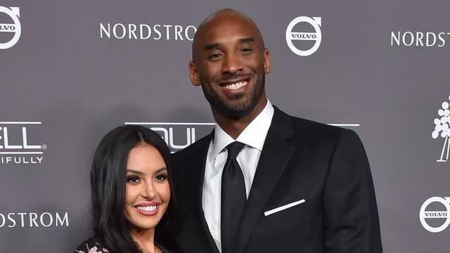 Kobe Bryant Dies Aged 41