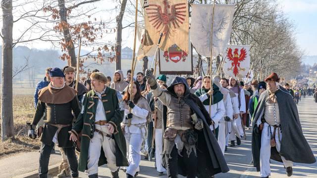 Povijesno turistički spektakl u Stubici koji se ne propušta