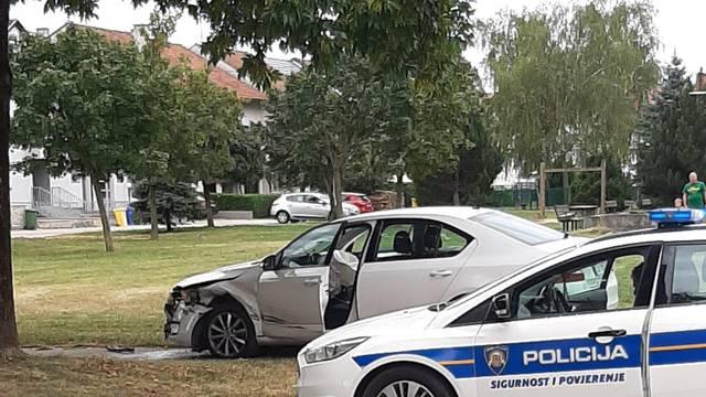 Sudar u Velikoj Gorici: 'Brzo su vozili, čuo sam samo jak udarac'
