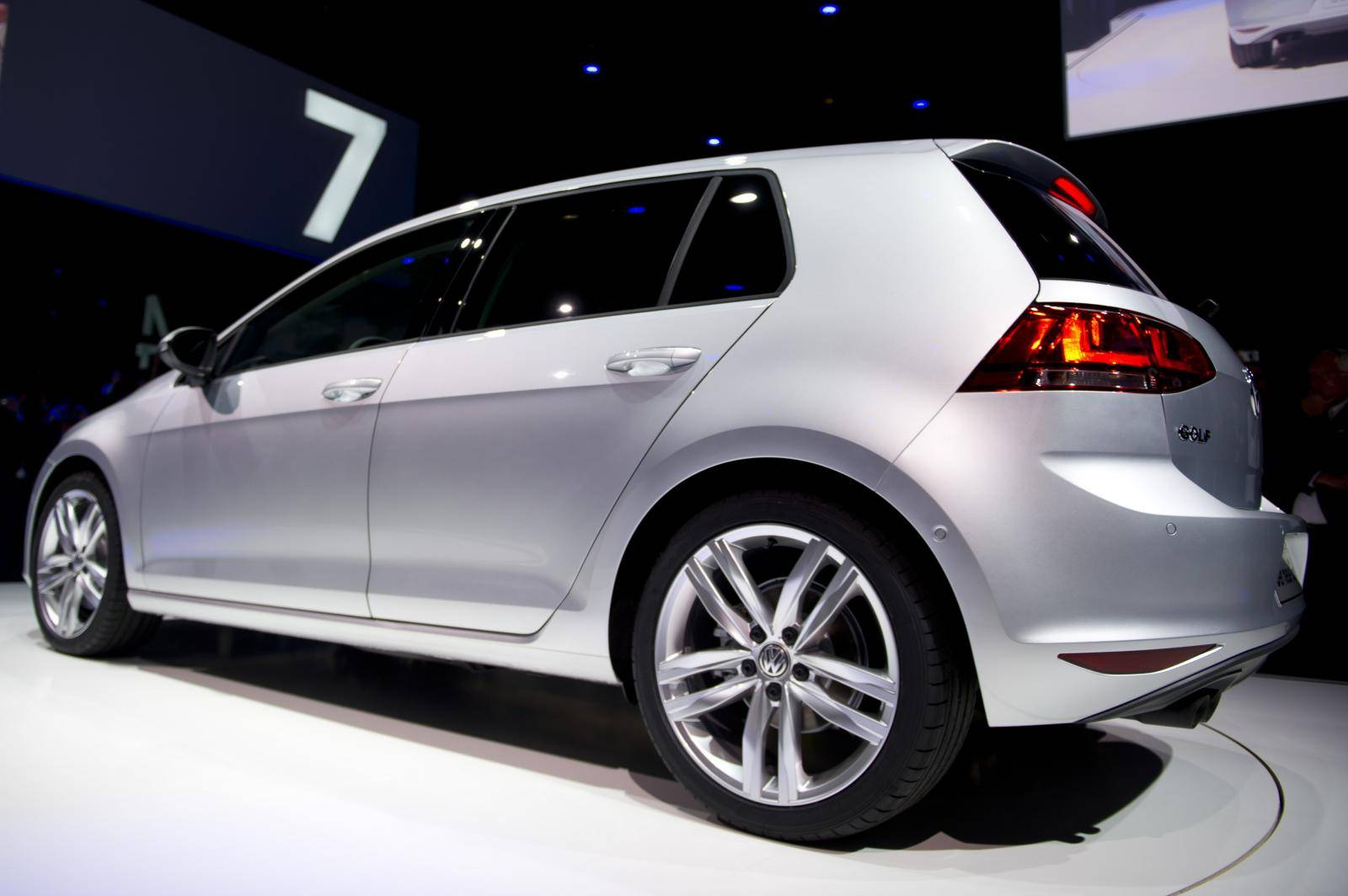 Presentation of VW Golf 7