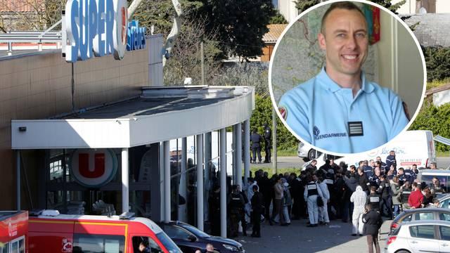 Francuski policajac ponudio se za taoca i spasio živote civila