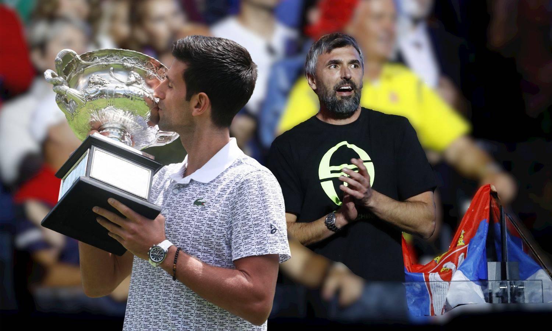 'Novak je bio potpuno prazan... Thiem? Ha, moraš imati muda'