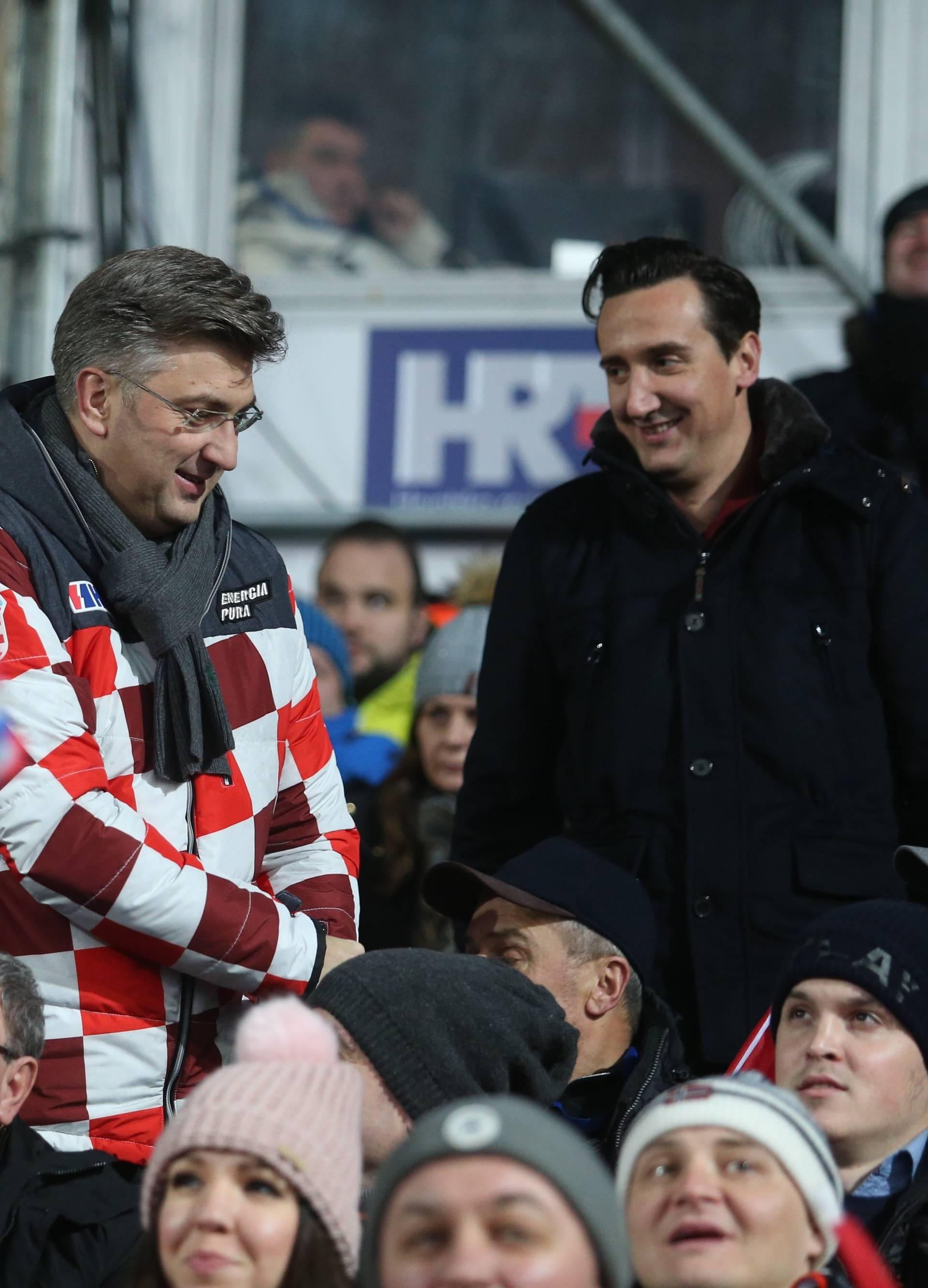 """Plenković o Milinoviću: """"Sve će biti ok, riješit ćemo to u petak"""""""