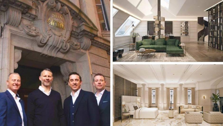 Giggs i Neville otvaraju hotel: 'Primit ćemo i 50 beskućnika'
