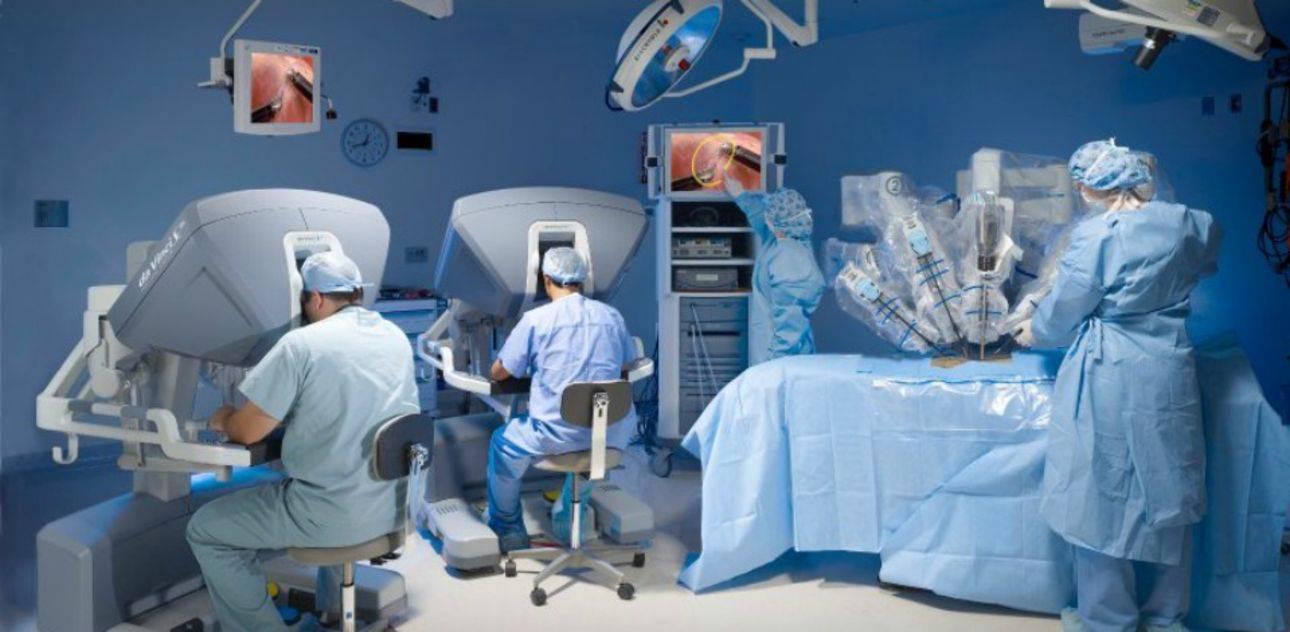 Robot u Beču prvi put živim donorima izvadio bubrege