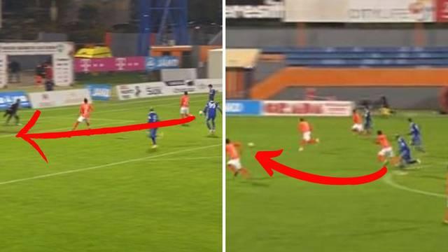 Pogledajte najbrži gol u HNL-u ove sezone, ali i treći uopće!